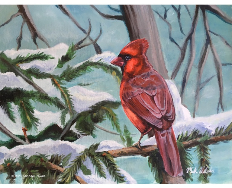 drawing_cardinal_painting